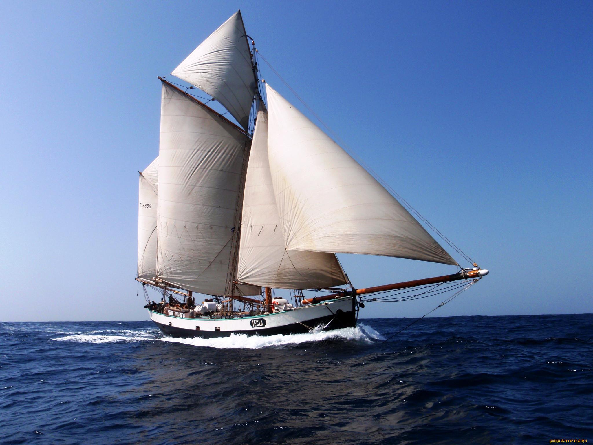 загара корабли яхты фото очень